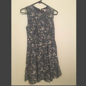 Floral Chambray Dress from GAP